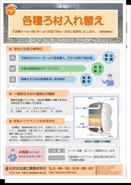 浴槽水管理