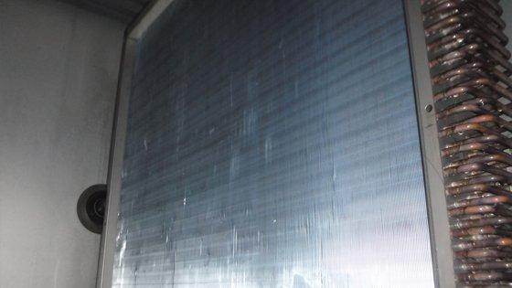 空気熱交換器の洗浄